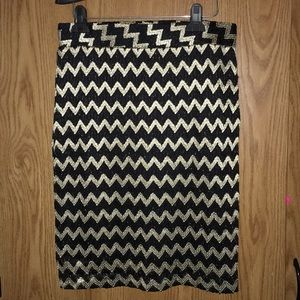 NWOT Very chic and dressy skirt